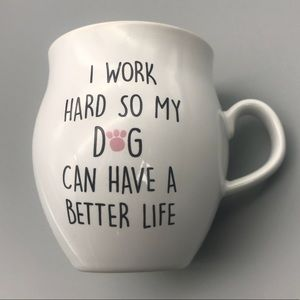 World Market Dog Lovers Coffee Mug